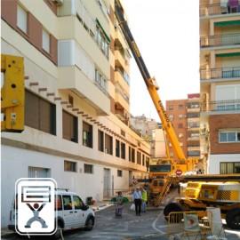 Trabajos Calle Mónaco