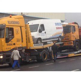 Alquiler de Góndolas o Transportes Especiales Grúas Eugenio